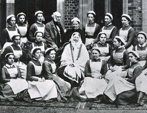 A walk through history for International Nurses Day 2017