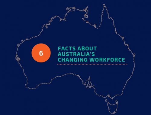 6 facts about Australia's changing workforce