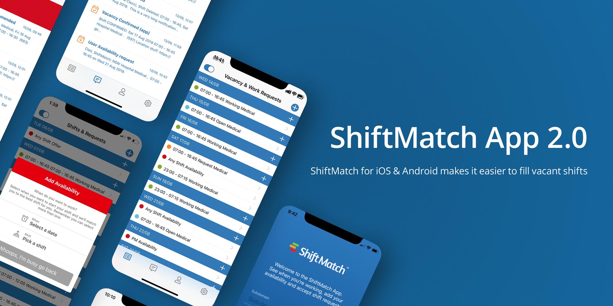 ShiftMatch 2.0