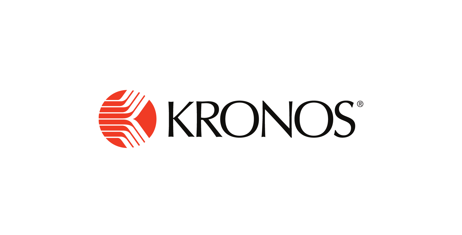 Kronos Logo spaced